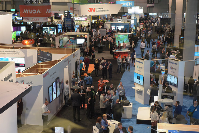 Digital Signage Expo 2016